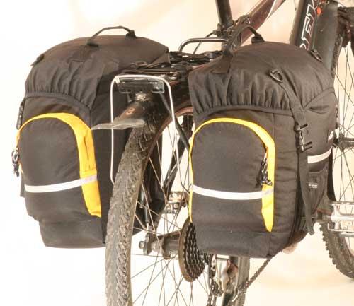 Рюкзак на велосипед своими руками 75